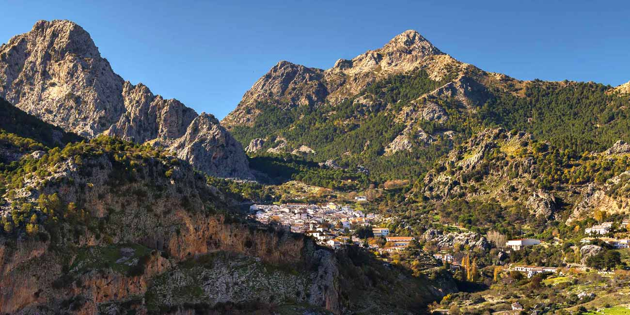 Grazalema viewpoints