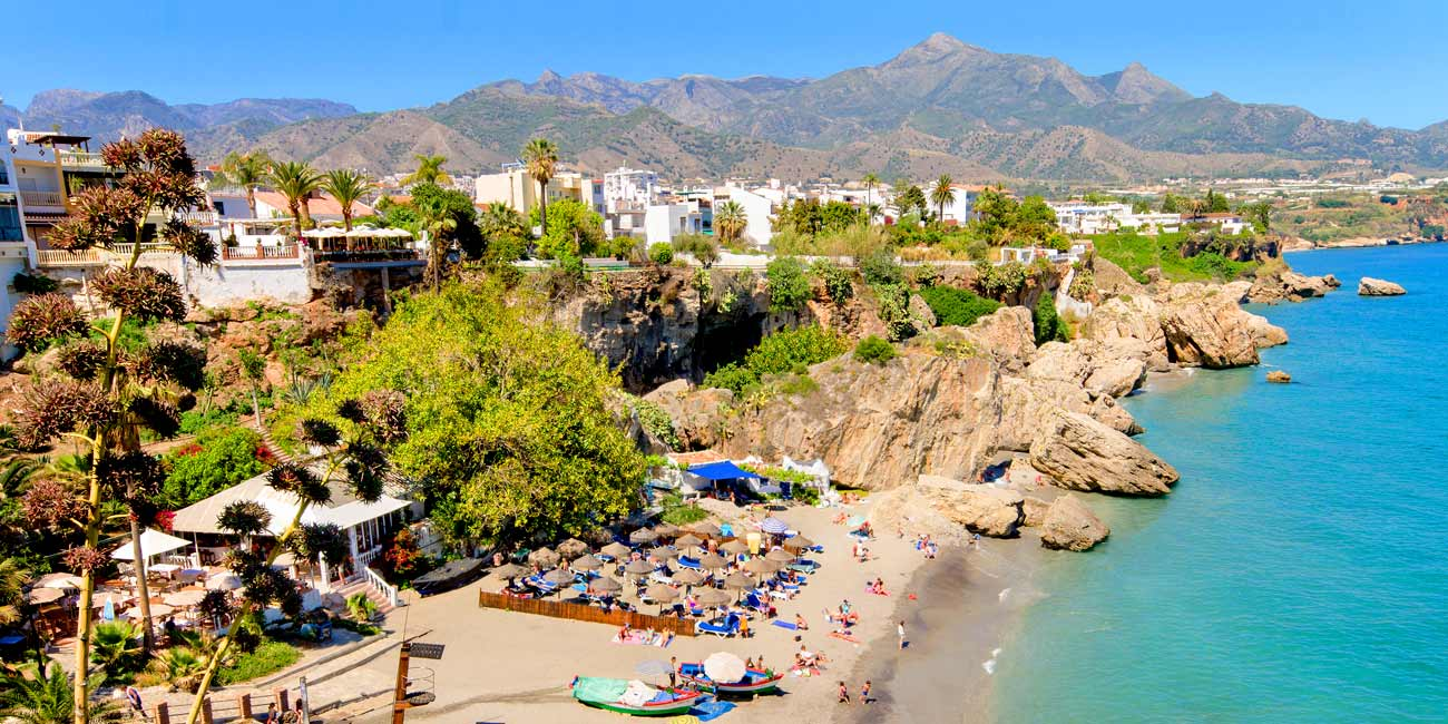 Torrox Costa plages