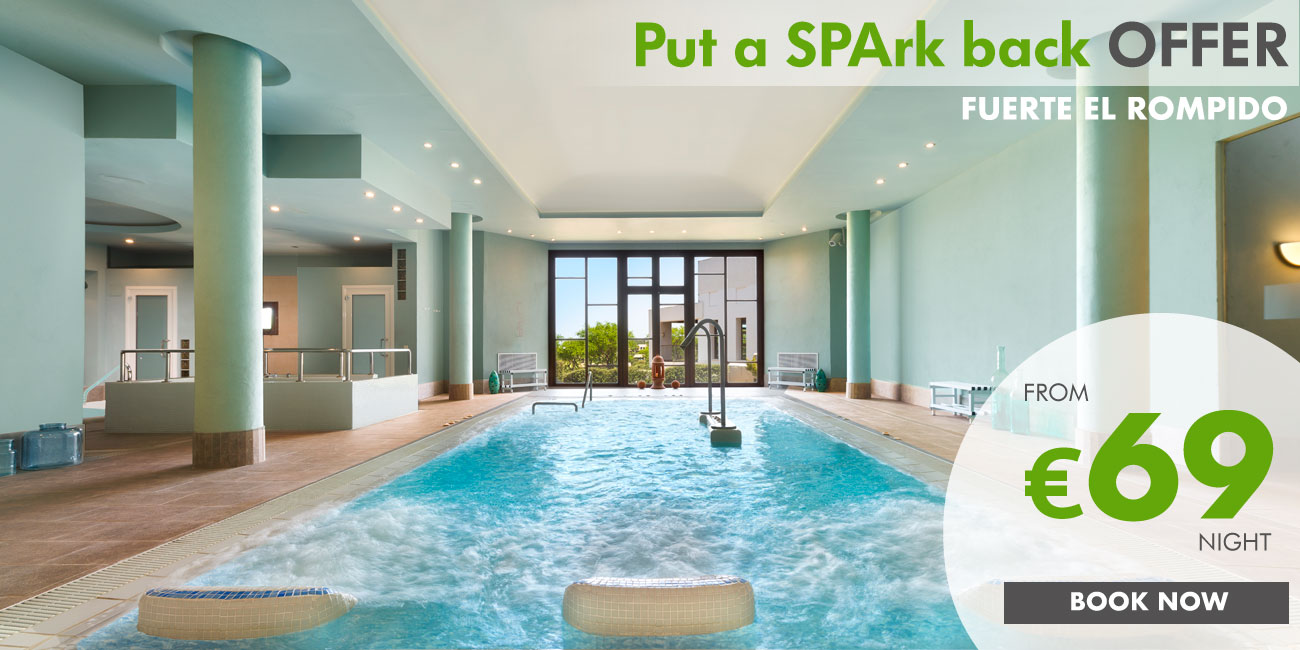 Put a SPArk back Offer in El Rompido