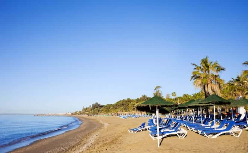 Destino Marbella - Playa