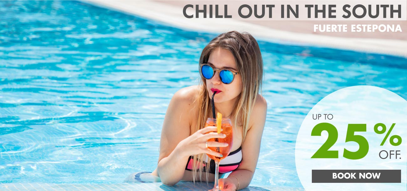 Refresh yourself in the south. Relax on the Costa del Sol