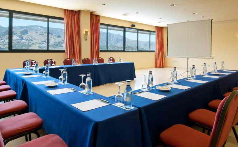 Meeting Rooms Grazalema | Hotel Fuerte Grazalema
