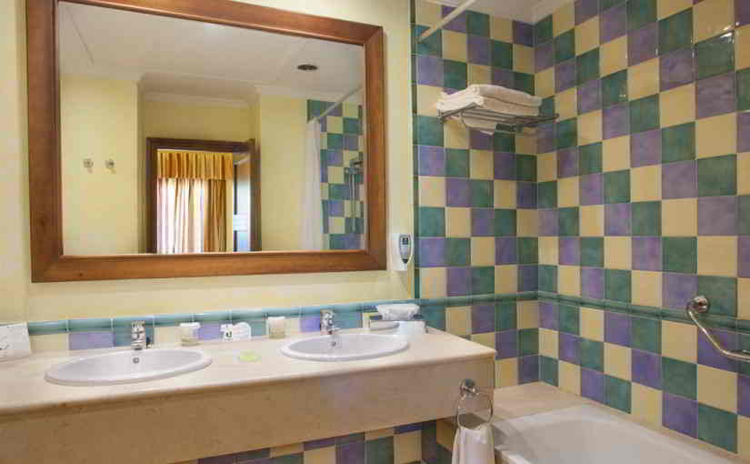 Junior Suite con vistas a Grazalema, junior suite con cama supletoria
