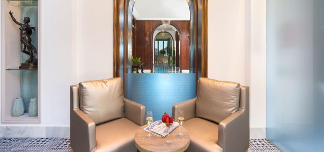 Hotel Fuerte Marbella - exclusive lounge