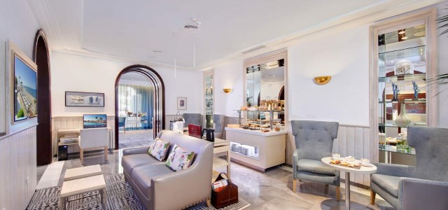 Exclusive Lounge - Hotel Fuerte Marbella