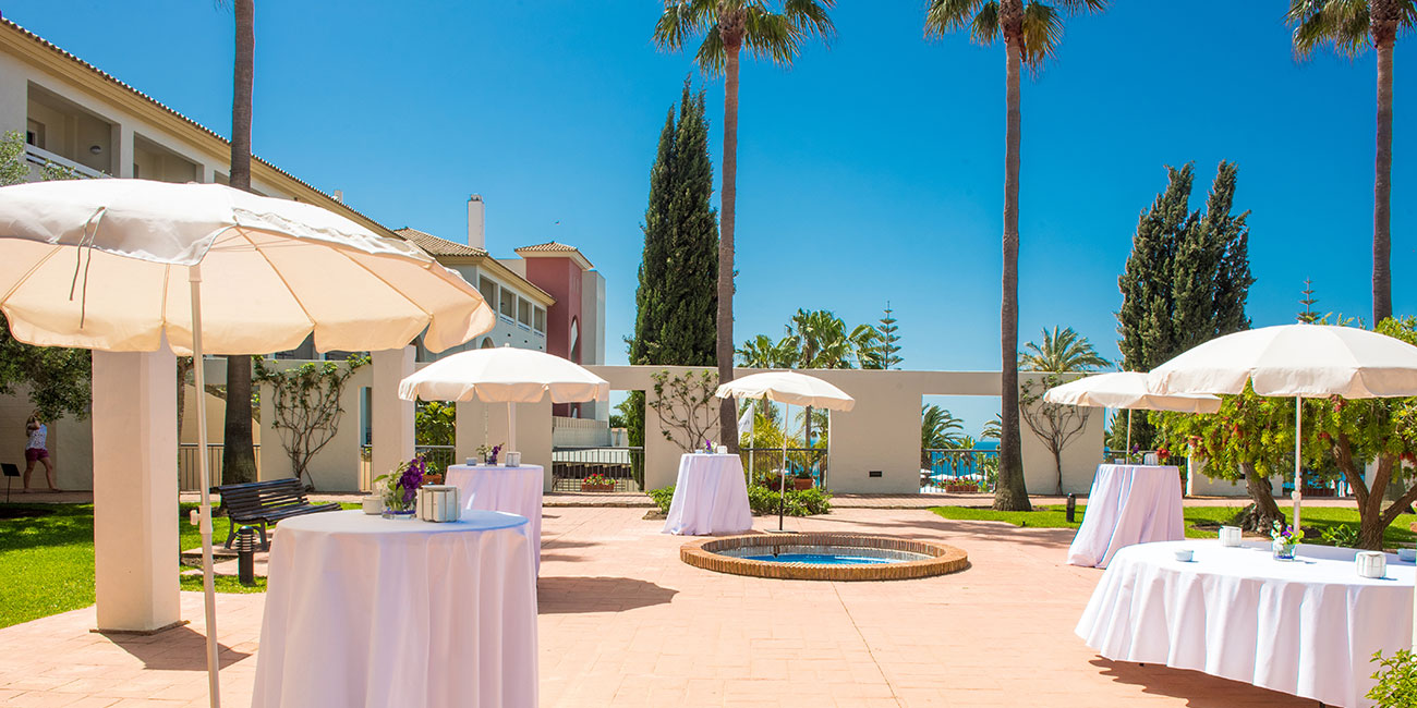 Weddings Conil, Events Conil - Hotel Fuerte Conil-Costa Luz