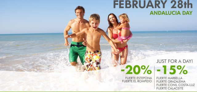Andalucia's day special Offer