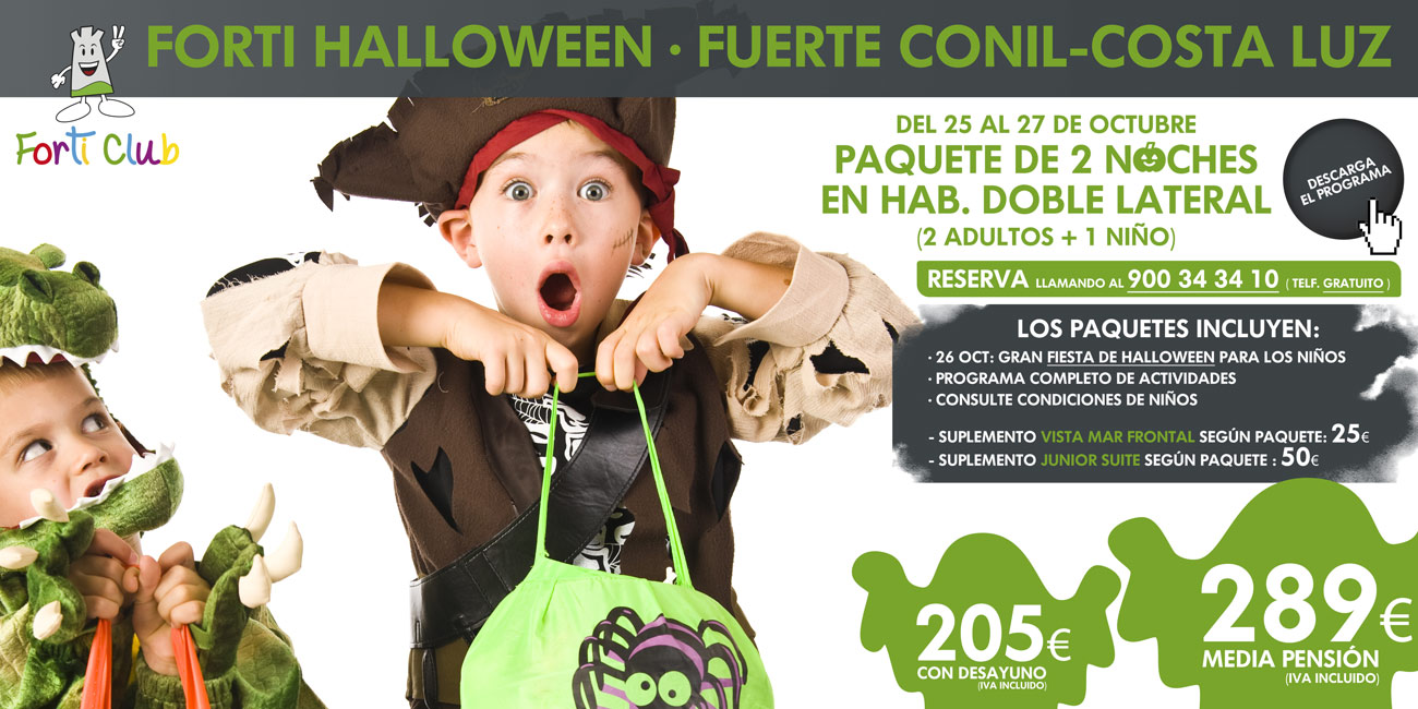 Forti Halloween FCCL
