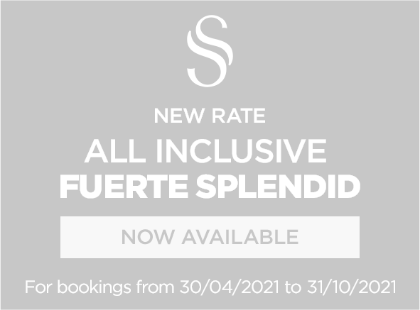 All Inclusive Fuerte Splendid Now available